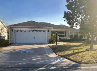 The Villages Single Family Home For Sale: 3230 Mansfield Street