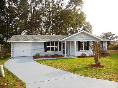 Oak Run Single Family Home For Sale: 8444 SW 108th Street