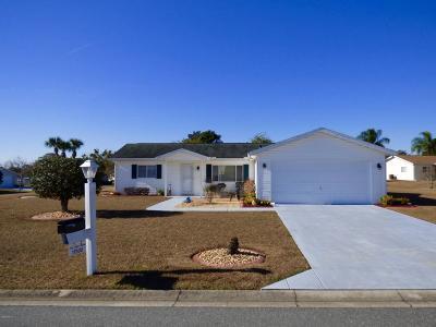 Summerfield FL Single Family Home Pending: $144,000