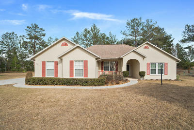 Ocala Single Family Home For Sale: 4915 SW 111th Place Road