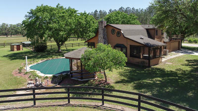 Fort McCoy Farm For Sale: 8200 E Highway 316