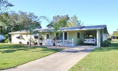 Single Family Home Sold: 9155 SW 104th Lane