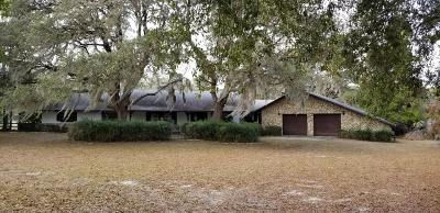 Ocala Farm For Sale: 7155 SW 83rd Place