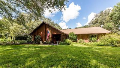 Ocala Farm For Sale: 16250 SW 20th Avenue Road