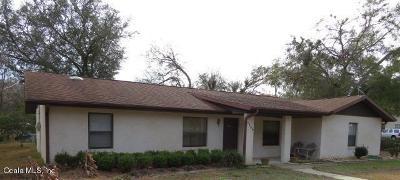 Fruitland Park Single Family Home For Sale: 4506 Eagles Nest Road