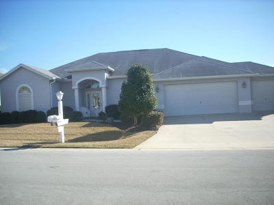 Ocala Palms Single Family Home For Sale: 2313 NW 58th Terrace