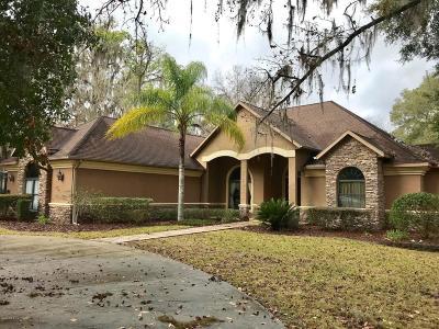 Ocala Single Family Home For Sale: 4834 SE 4 Avenue