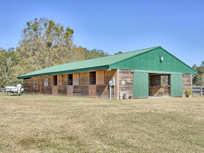 Reddick Farm For Sale: 13275 W Highway 316