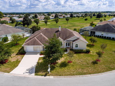 Ocala Palms Single Family Home For Sale: 5592 NW 25 Loop