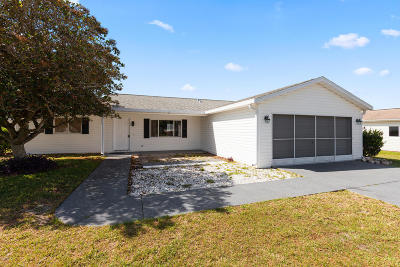 Lake County, Marion County Single Family Home For Sale: 9614 SE 173rd Place