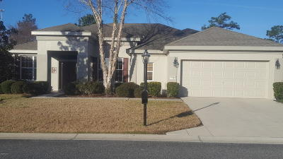 Spruce Creek Gc Single Family Home For Sale: 11860 SE 91st Circle
