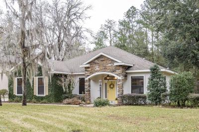 Ocala Single Family Home For Sale: 4117 SE 10th Avenue