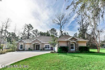 Ocala Single Family Home For Sale: 4351 SE 6th Avenue