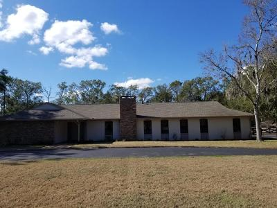Ocala Single Family Home For Sale: 404 SE 48th Avenue