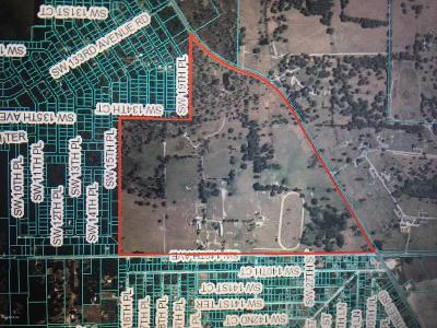 Ocala Farm For Sale: 13873 W Highway 40