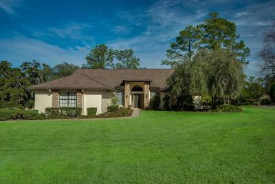 Ocala Single Family Home For Sale: 7737 NW 56th Place