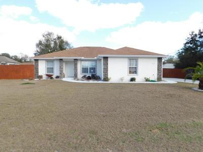 Summerfield Single Family Home Pending: 15735 SE 88th Court