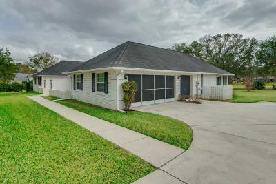Ocala Single Family Home For Sale: 7680 NW 46th Place