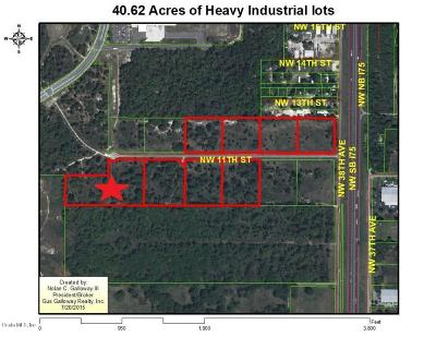 Ocala Residential Lots & Land For Sale: NW 11th Street