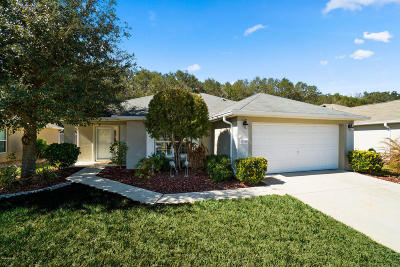 Spruce Creek Gc Single Family Home For Sale: 13190 SE 86 Circle