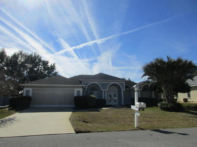 Ocala Palms Single Family Home For Sale: 5220 NW 20th Place