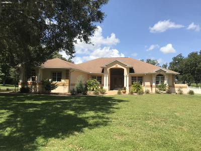 Ocala Single Family Home For Sale: 5320 NW 82nd Court