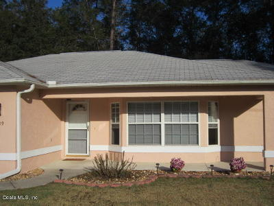 Silver Springs Single Family Home For Sale: 1319 NE 130 Terrace