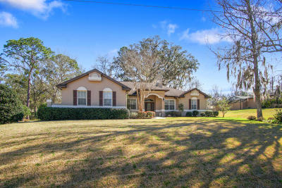 Ocala Single Family Home For Sale: 5189 NW 82nd Court