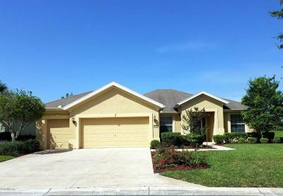 Lake County, Marion County Single Family Home For Sale: 9563 SW 71st Loop