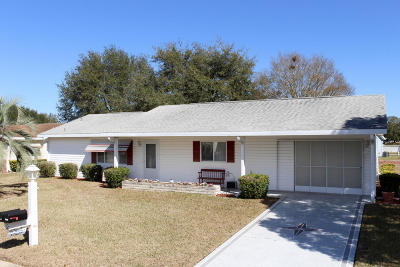 Spruce Creek So Single Family Home For Sale: 17837 SE 107th Terrace
