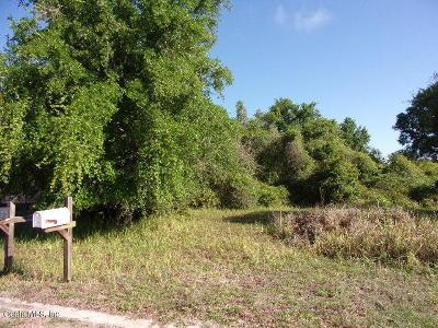 Residential Lots & Land For Sale: NE 133 Street