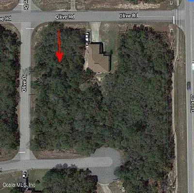 Residential Lots & Land Sold: Tba Olive Road