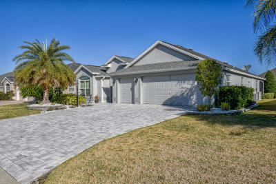 The Villages Single Family Home For Sale: 2097 Salmon Way