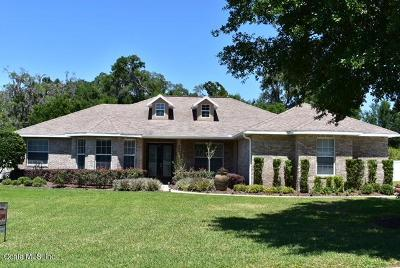 Ocala Single Family Home For Sale: 3807 SE 38 Loop