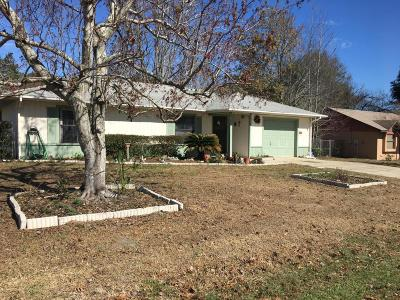Ocala Single Family Home For Sale: 4465 SE 60th Street