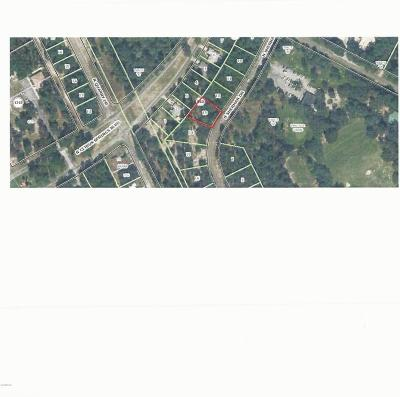 Citrus County Residential Lots & Land For Sale: 10340 N Sherman Drive