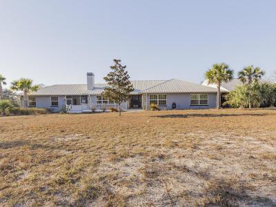 Morriston Single Family Home For Sale: 7450 SE Sr 121