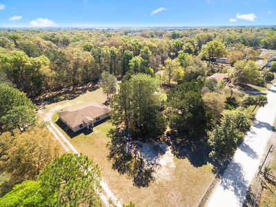 Ocala Single Family Home For Sale: 185 NW 76th Terrace
