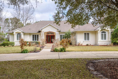 Marion County Single Family Home For Sale: 7927 SE 12th Circle