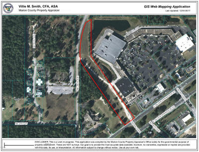 Ocala Residential Lots & Land For Sale: 4699 E Silver Springs Boulevard
