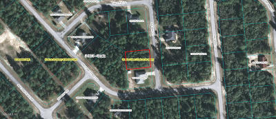 Ocala Residential Lots & Land For Sale: Lot 02 SW 43rd Court