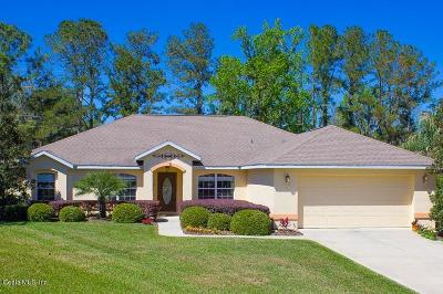 Ocala Single Family Home For Sale: 1149 SW 32 Lane