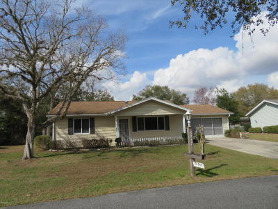 Oak Run Single Family Home For Sale: 8447 SW 109th Place
