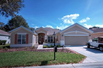 Spruce Creek Gc Single Family Home Pending: 13535 SE 97th Terrace Road