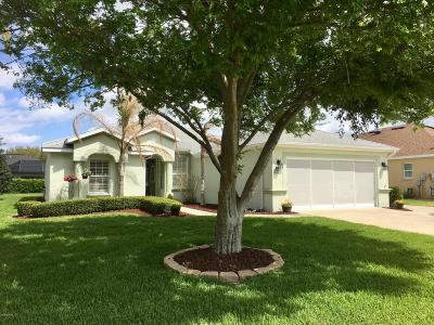 Ocala FL Single Family Home For Sale: $215,000