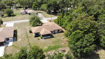 Dunnellon Single Family Home For Sale: 21525 SW Plantation Street