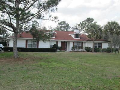Ocala Farm For Sale: 12898 W Highway 328