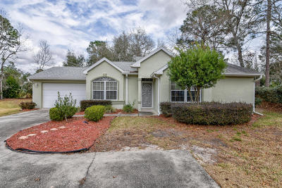 Oak Run Single Family Home For Sale: 8649 SW 108 Ln Road