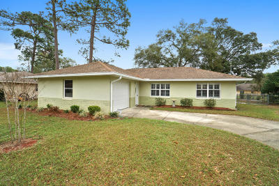 Belleview Single Family Home For Sale: 12101 SE 96th Terrace