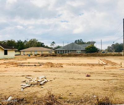 Ocala FL Single Family Home For Sale: $120,000